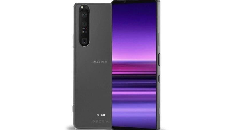 Sony Xperia 1 III / fot. Olixar /materiał zewnętrzny