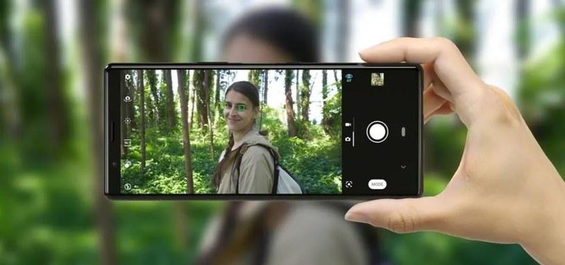 Sony Xperia 5 /materiały prasowe