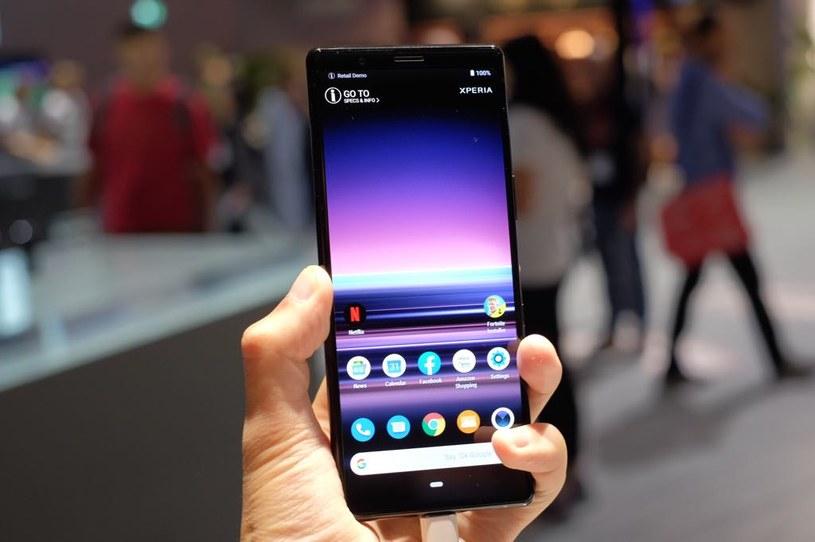 Sony Xperia 5 /INTERIA.PL