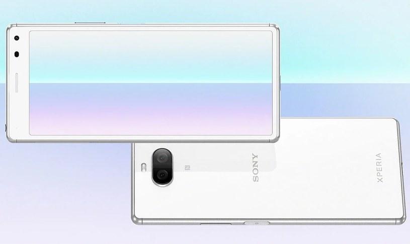 Sony Xperia 8 Lite /materiały prasowe