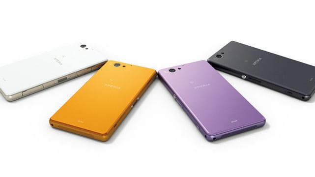 Sony Xperia A2 /materiały prasowe
