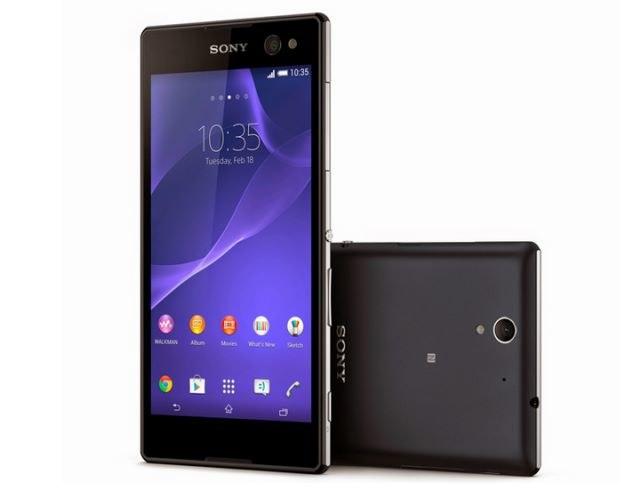 Sony Xperia C3 /materiały prasowe