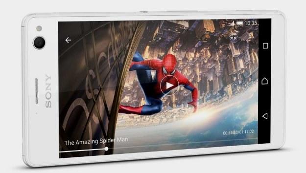Sony Xperia C4 /materiały prasowe