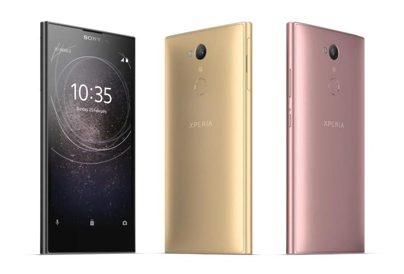 Sony Xperia L2 będzie kosztowała w Polsce 999 złotych /materiały prasowe