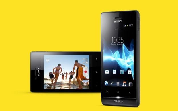 Sony Xperia miro to kolejny smartfon z niższej półki cenowej /materiały prasowe