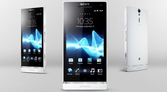 Sony Xperia S to pierwszy telefon stworzony po rozstaniu z marką Ericsson /materiały prasowe