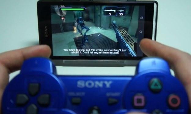 Sony Xperia SP /materiały prasowe