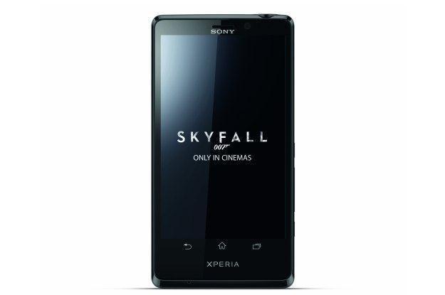 Sony Xperia T ma ekran o przekątnej 4,6 cala /materiały prasowe