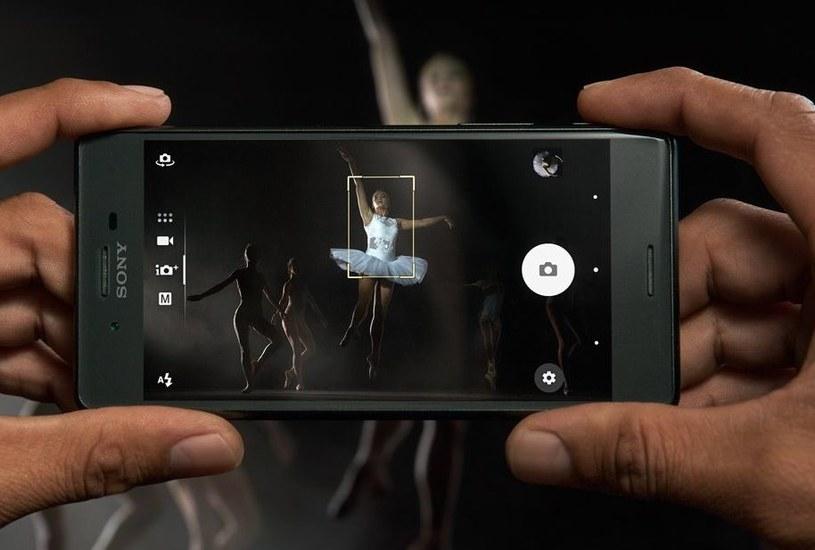Sony Xperia X Performance posiada aparat o matrycy 23 megapikseli /materiały prasowe