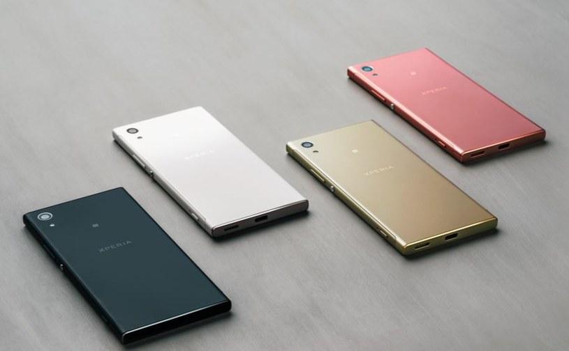 Sony Xperia XA1 wchodzi do Polski /materiały prasowe
