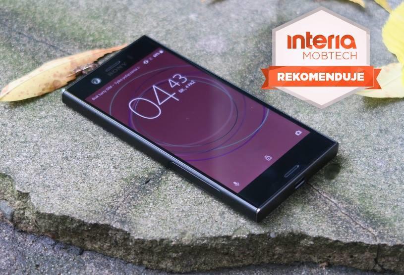 Sony Xperia XZ1 Compact otrzymuje rekomendację serwisu Mobtech Interia.pl /INTERIA.PL
