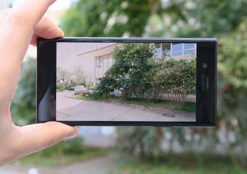 Sony Xperia XZ1 /INTERIA.PL