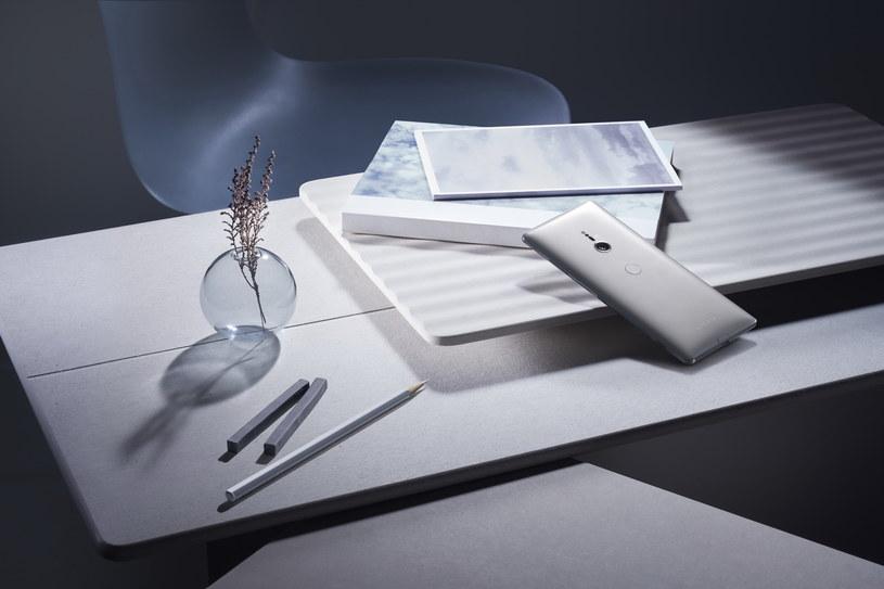 Sony Xperia XZ3 /materiały prasowe