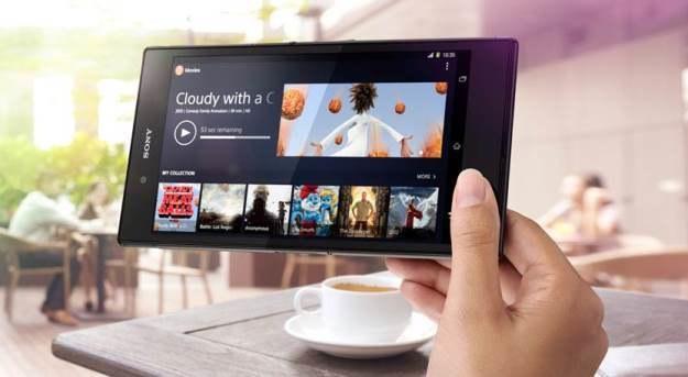 Sony Xperia Z Ultra ma 6,4-calowy ekran /materiały prasowe