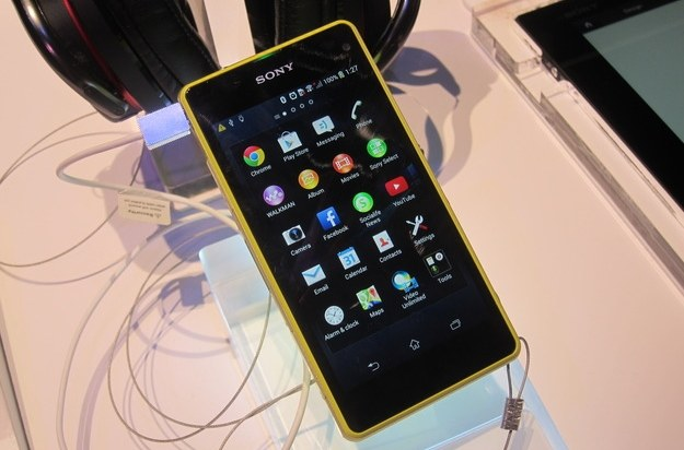 Sony Xperia Z1 Compact /INTERIA.PL