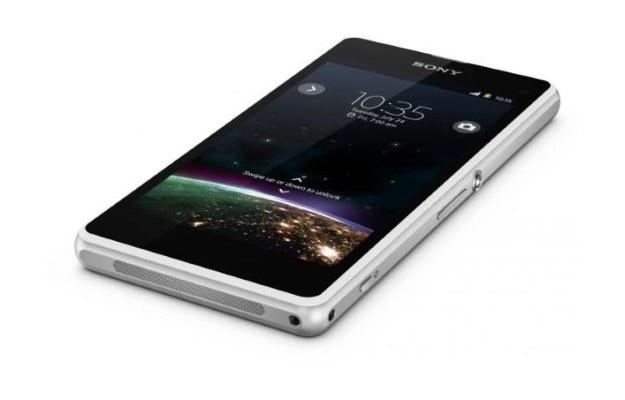 Sony Xperia Z1 Compact /materiały prasowe