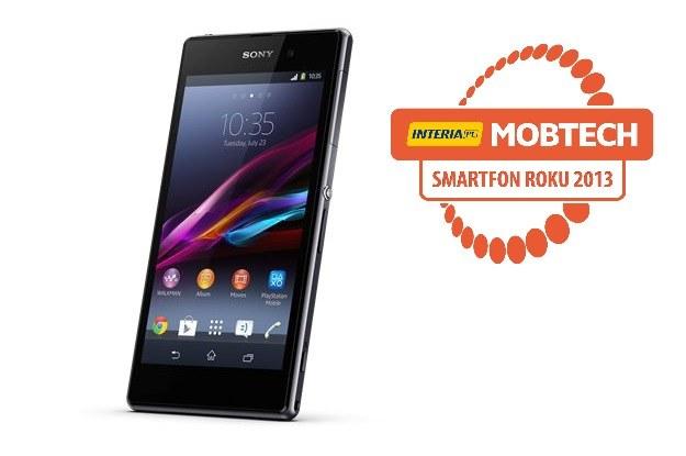 Sony Xperia Z1 - smartfon roku 2013 zdaniem czytelników serwisu Mobtech.interia.pl /materiały prasowe
