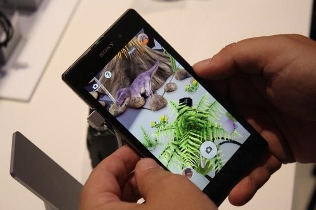 Sony Xperia Z1 /INTERIA.PL