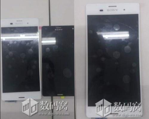 Sony Xperia Z3 i Z3 Compact.  Fot. digi-wo.com /materiały prasowe
