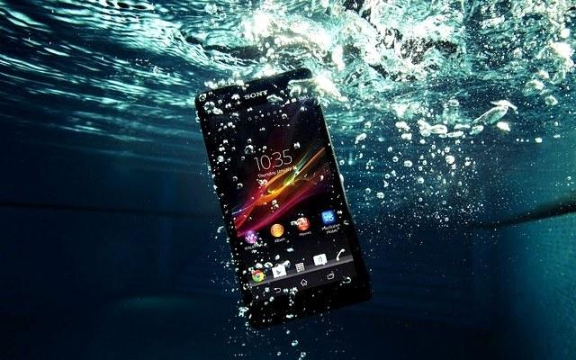 Sony Xperia Z3 jest wodo- i pyłoodporna /materiały prasowe