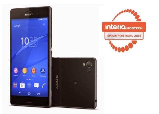 Sony Xperia Z3 - smartfon roku serwisu Mobtech.interia.pl /INTERIA.PL