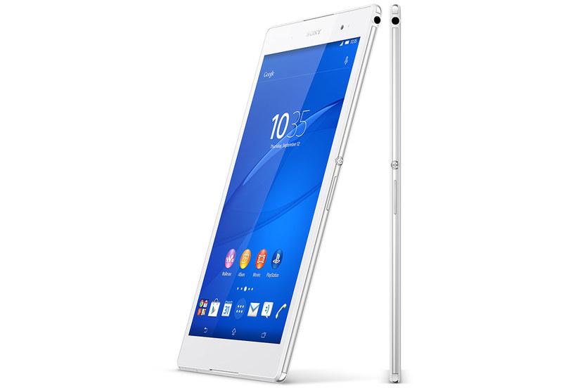 Sony Xperia Z3 Tablet Compact /materiały prasowe