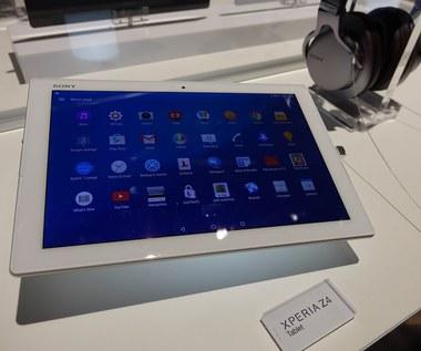Sony Xperia Z4 Tablet – pierwsze wrażenia z MWC 2015