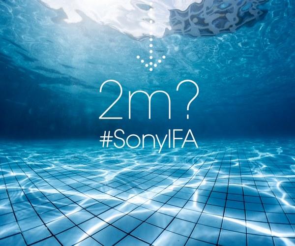 Sony zapowiada zejście na większą głębokość. /materiały prasowe