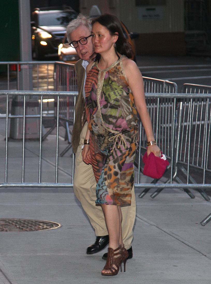 Soon-Yi i Woody Allen /Michael Loccisano /Getty Images