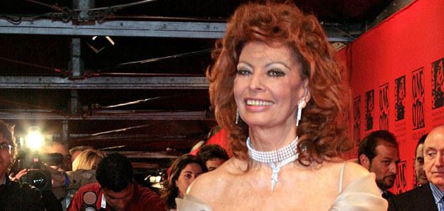 Sophia Loren 4 maja w Rzymie, fot. Elisabetta Villa  /Getty Images/Flash Press Media