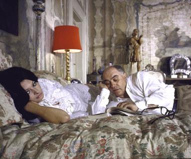 Sophia Loren: Bez ślubu w białej sukni