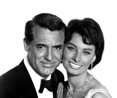 Sophia Loren i Cary Grant: Włoska seksbomba i król Hollywood