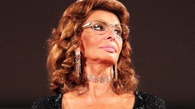Sophia Loren - wielka dama włoskiego kina / fot. Maurizio Lagana /Getty Images/Flash Press Media