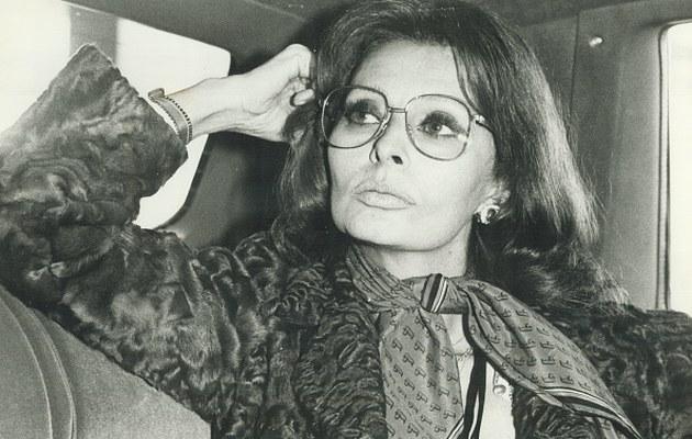Sophia Loren /- /Getty Images