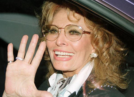 Sophia Loren /AFP
