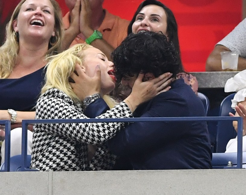 Sophie Turner i Joe Jonas /Larry Marano/REX/Shutterstock /East News