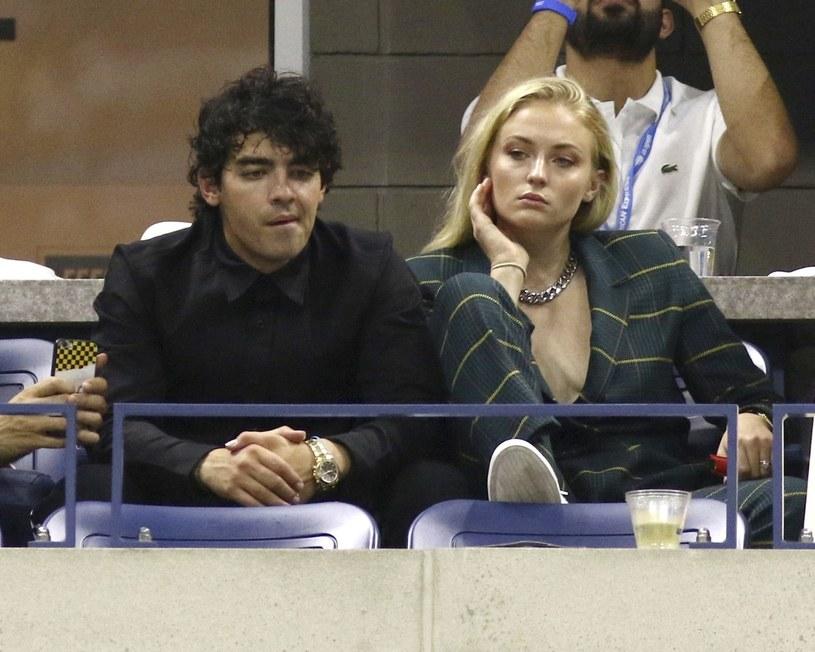Sophie Turner i Joe Jonas /Invision /East News