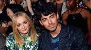 Sophie Turner wyznała, że Joe Jonas uratował jej życie