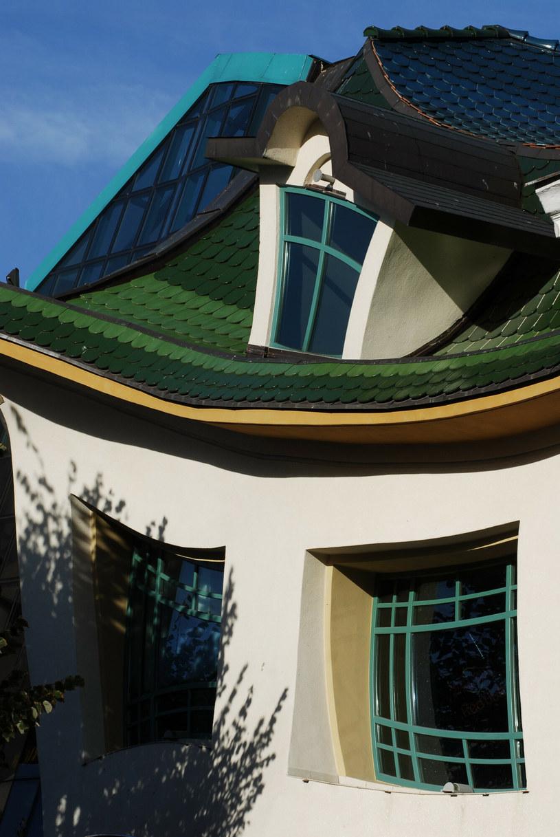 Sopocki Krzywy Domek to prawdziwa architektoniczna perełka /Wojtek Strożyk / Reporter/ East News; Niemiec /East News
