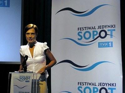 Sopot będzie w tym roku miał dwa festiwale /INTERIA.PL