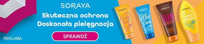 Soraya content box /materiały promocyjne