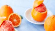 Sorbet pomarańczowy