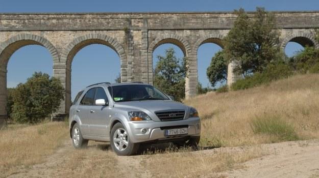 Sorento to dobra alternatywa dla SUV-ów z segmentu premium. /Motor