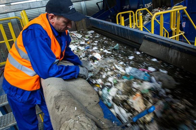 Sortownia odpadów / Jacek Dominski /REPORTER /East News