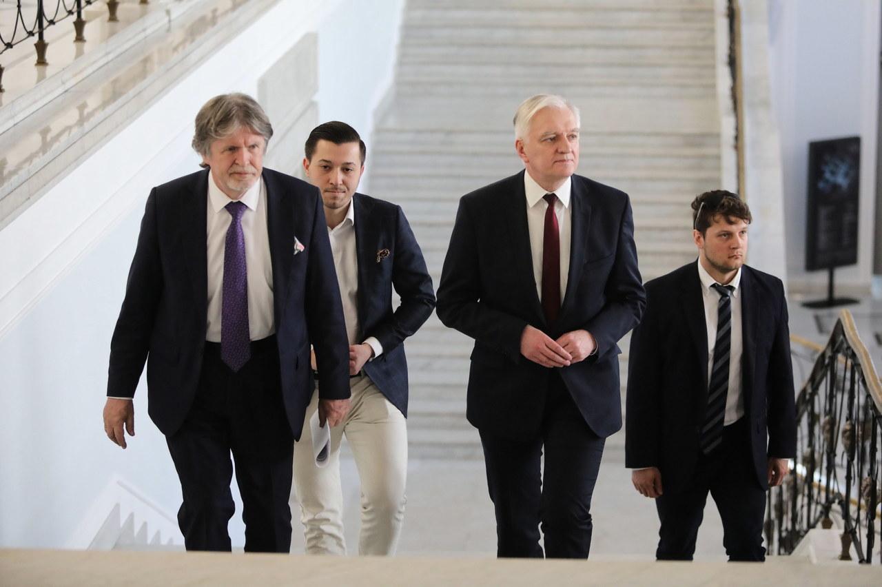 Sośnierz po spotkaniu u prezydenta: Wybory trzeba przesunąć