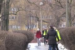 Sosnowiec: Wizja lokalna na miejscu zaginięcia 6-miesięcznej Magdy