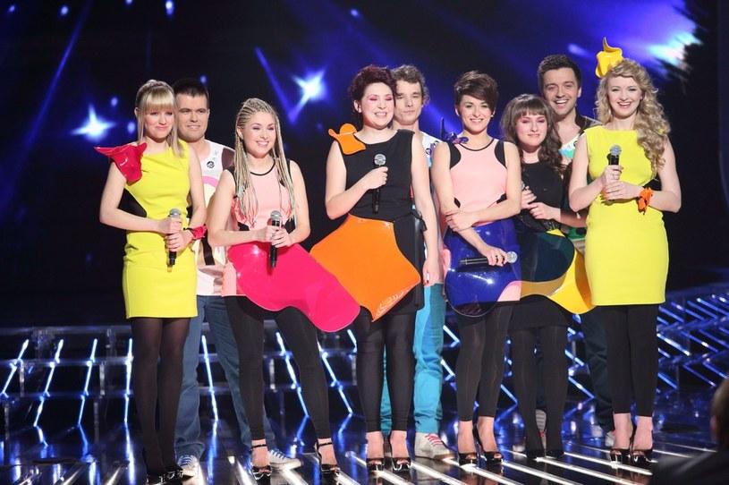 """Soul City w """"X Factorze"""" /Krzysztof Jarosz /Agencja FORUM"""