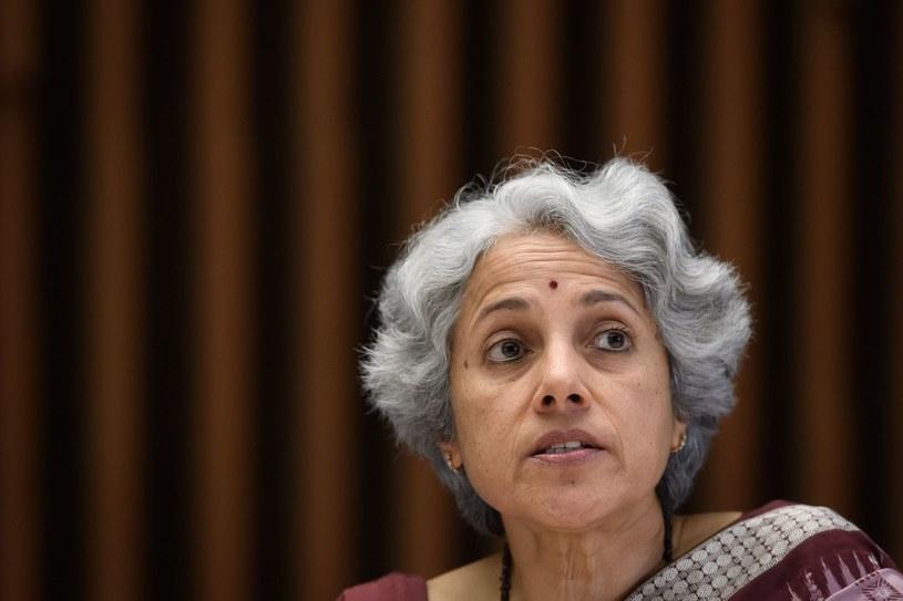 Soumya Swaminathan ze Światowej Organizacji Zdrowia /AFP