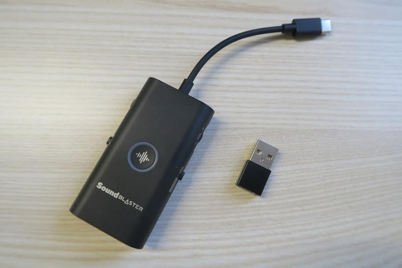 Sound Blaster G3 /INTERIA.PL