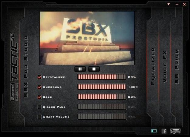 Sound Blaster Tactic3D Rage Wireless /INTERIA.PL